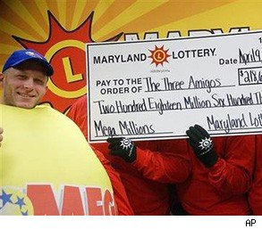 Maryland Mega Millions winners public education teachers