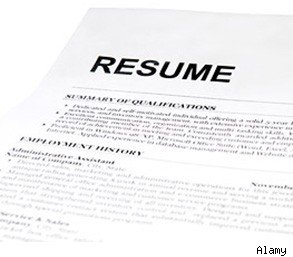 resume mistakes errors