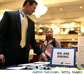 resumes employers hiring