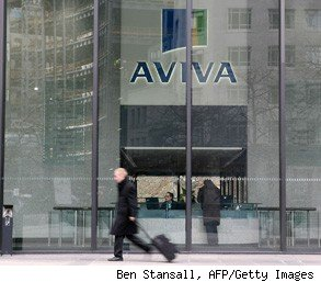 Aviva insurance CEO resign