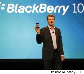 BlackBerry layoffs loom