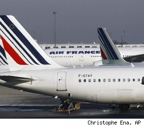 Air France layoffs job cuts