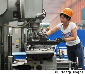 china educated workforce