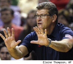 Geno Auriemma discrimination lawsuit