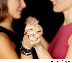 lesbian wedding couple discrimination photography