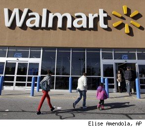 Walmart gender discrimination lawsuit