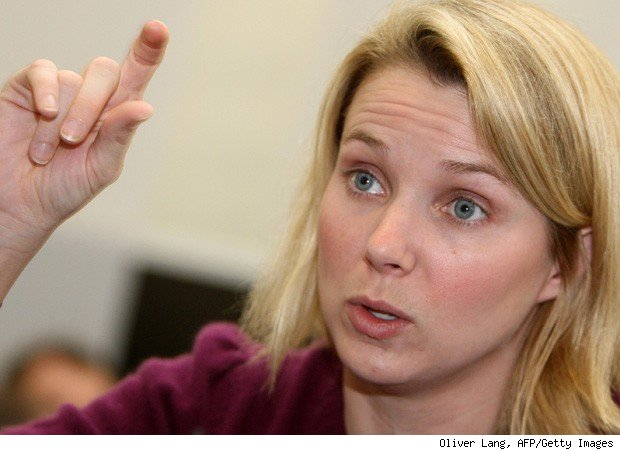 Marissa Mayer Yahoo working moms