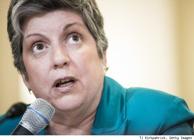 Janet Napolitano homeland security secretary agency sexually charged