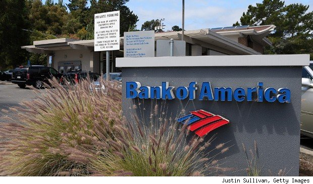 Bank of America cutting jobs