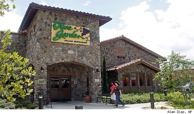 Olive Garden wage lawsuit