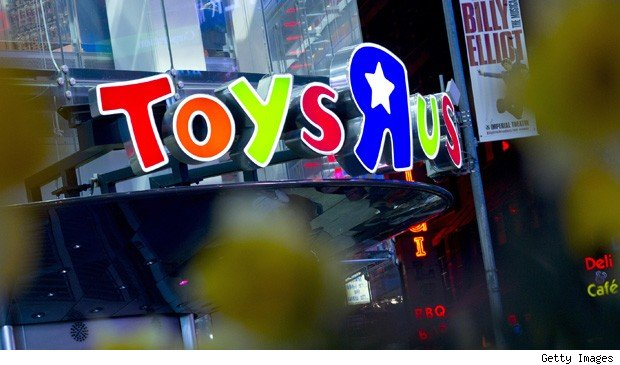 Toys R Us hiring seasonal