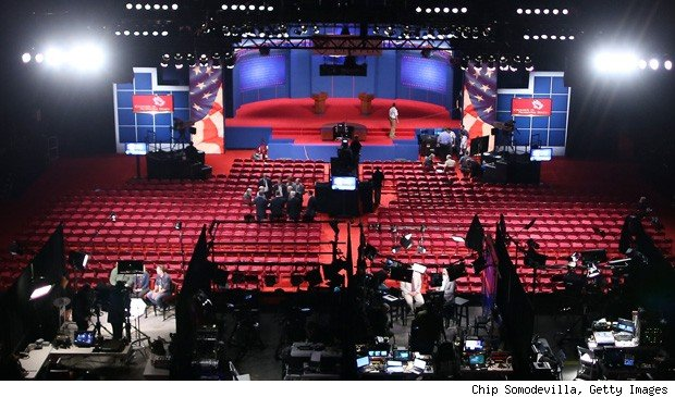 Presidential Debate 2012 cheat sheet