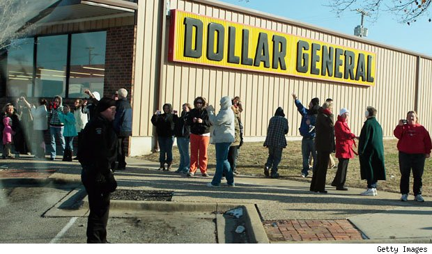 dollar general racial discrimination lawsuit