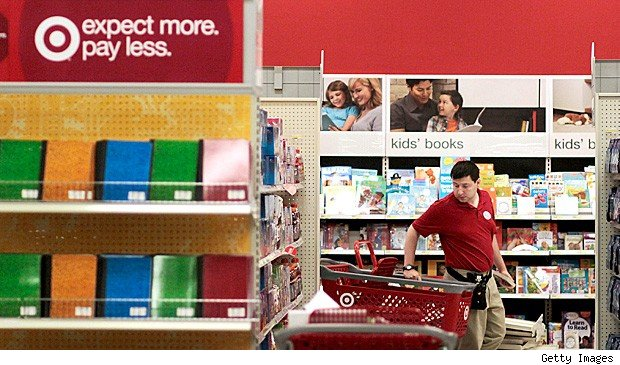 Target welcome to amazing training