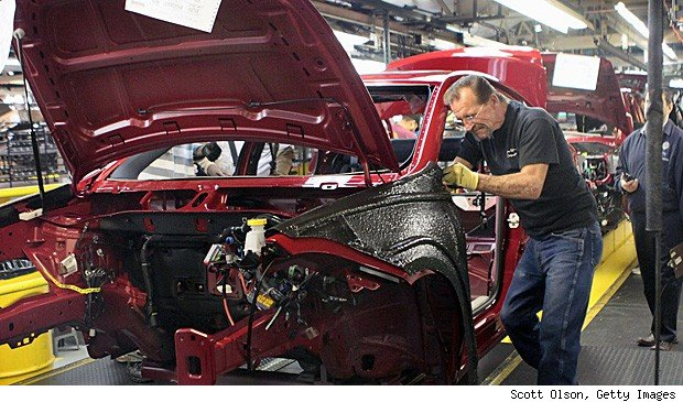 Dodge Dart manufacturing jobs