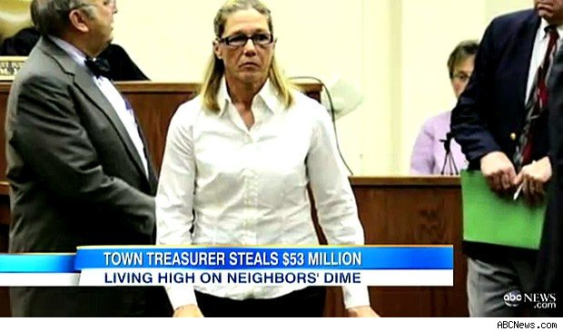 Rita Crundwell comptroller theft guilty