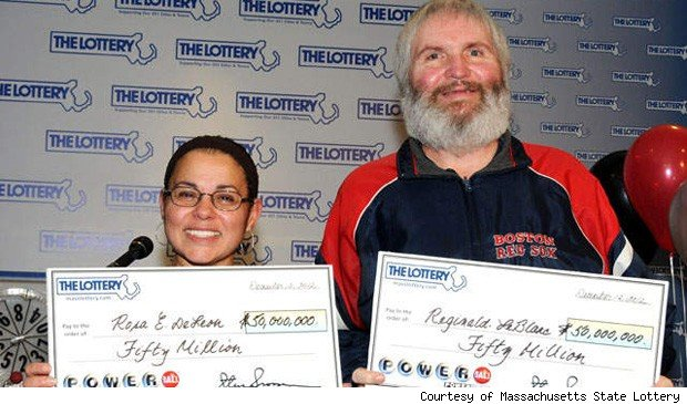 Powerball winners: Costco workers.
