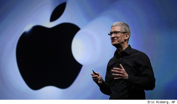 Apple jobs coming back to the U.S., CEO Tim Cook says