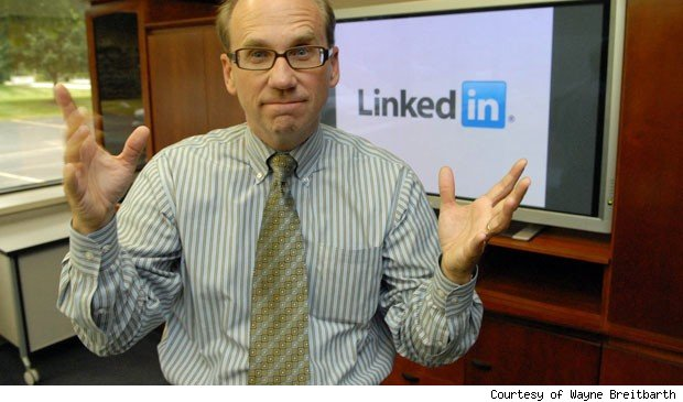 the one thing missing from your linkedin profile