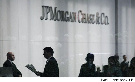 JPMorgan Chase job cuts