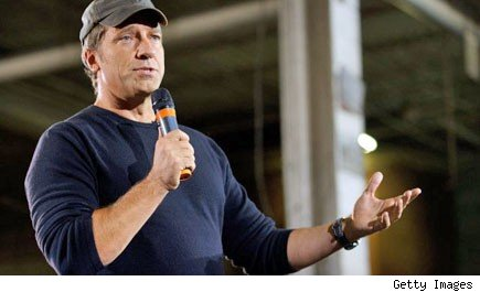 mike rowe dirty jobs
