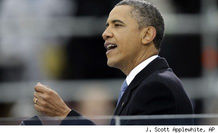 Barack Obama state of the union topics