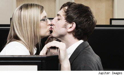 office romance: dating a coworker