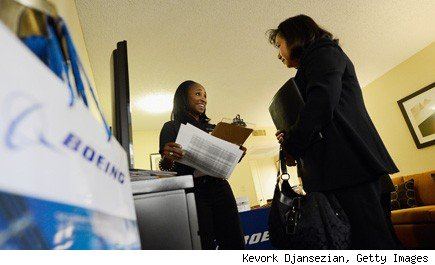 jobless claims hiring now