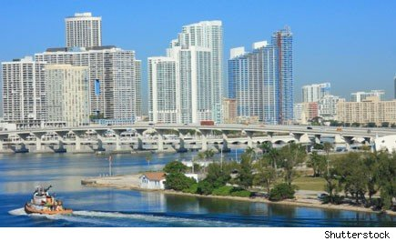Miami, workers happiest city, according to CareerBliss.