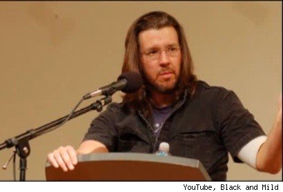 David Foster Wallace gives commencement speech