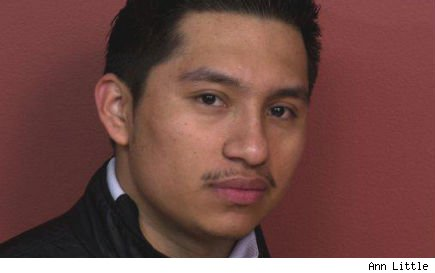 Joel Mejia was a low wage worker under federal contract