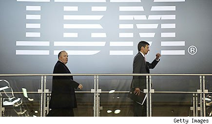 IBM layoffs