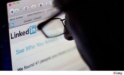 Have you been stalked on LinkedIn?