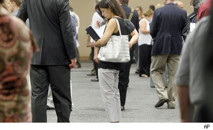 weekly jobless claims employment job fair hiring