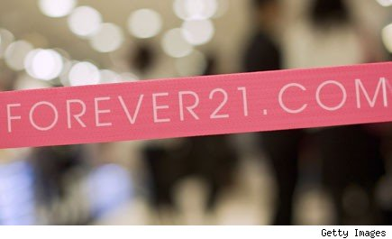 Is Obamacare leading Forever 21 to slash hours?