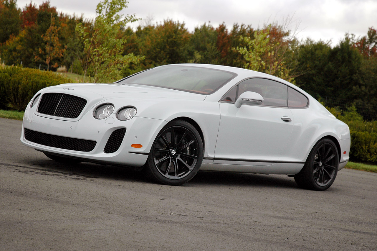 Bentley continental 2010