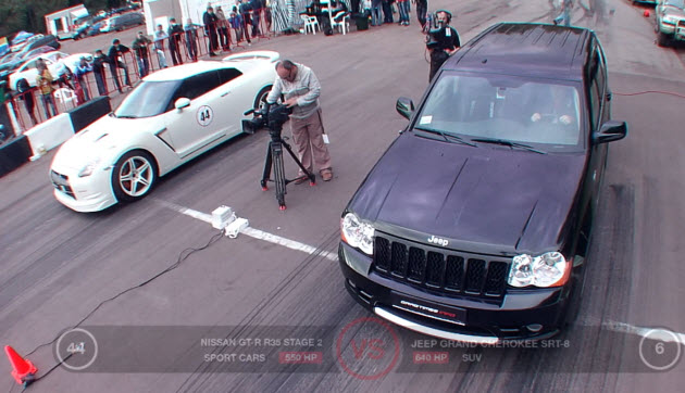 unlikely-matchup-nissan-gt-r-stage-2-vs-jeep