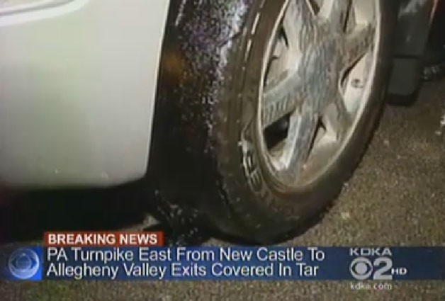 leaky-tanker-covers-pa-turnpike-in-40-miles
