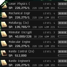 Eve evolved research invention and tech 2 part 2 invention skills malvernweather Choice Image