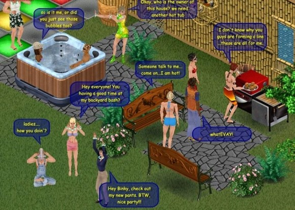 The game archaeologist and the legend of the sims our for Online games similar to sims