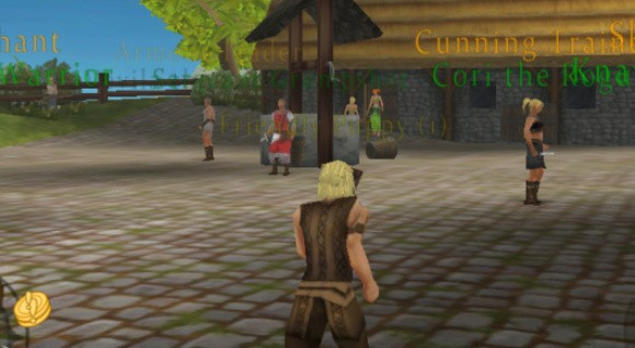 Celtic Heroes screenshot