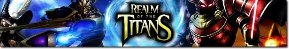 Realm of the Titans title