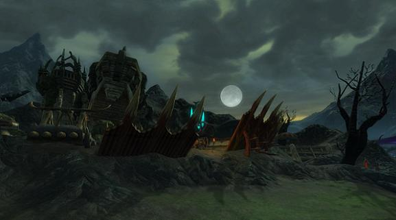 RIFT:  The moon over Stillmoor
