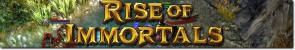 Rise of Immortals title