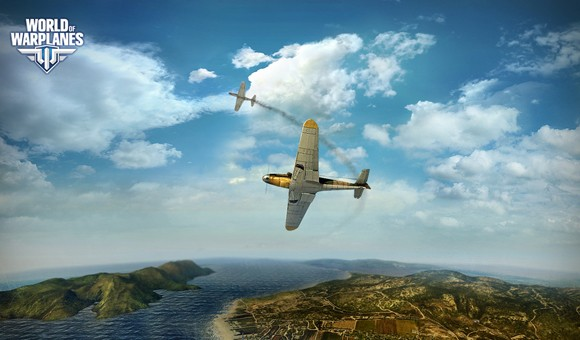 World of Warplanes - fighters