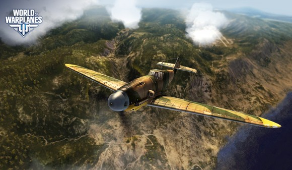 World of Warplanes - Me109