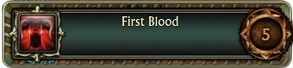 CMA: First blood