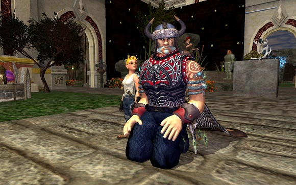 Wongwhey and Briarios from EQ2X's Crafting Critters