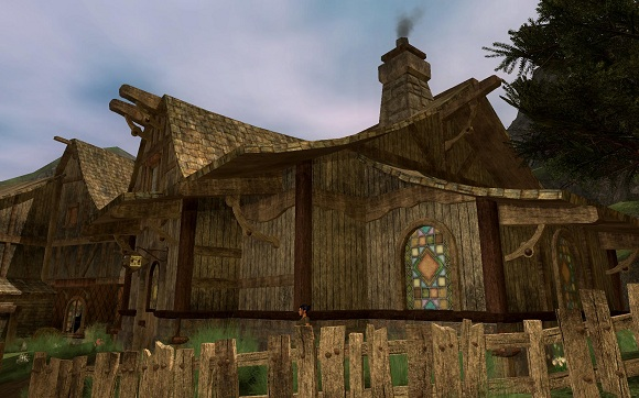 EQ2 Willow Wood