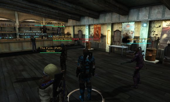 PvP after-party
